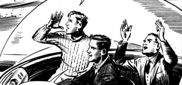 Jättiapinoita, atomiaseita ja Helsingin olympialaiset – Korkeajännityssarja 1954