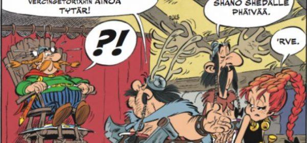 Asterix ja reipas annos Adrenalinea – Vercingetorixin tytär on täynnä virtaa