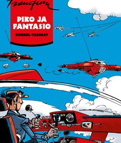 Piko & Fantasio 75 vuotta!
