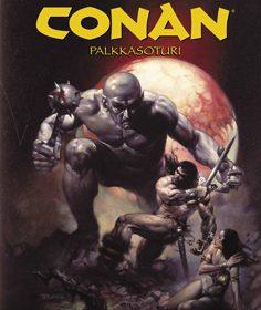Messuvinkki: Conan – palkkasoturi