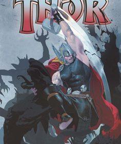 Ukkosenjumala Thor!
