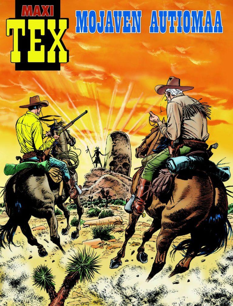 Tex Willer Maxi-Tex #39