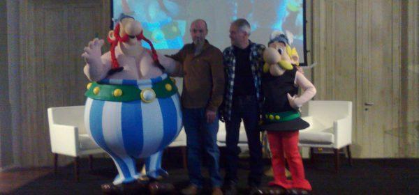 Seuraavan Asterixin nimi paljastettu!