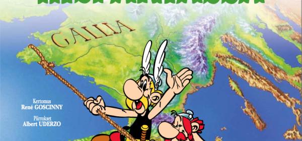 Aina ajankohtainen Asterix (Lahjavinkit 2014 osa 4)