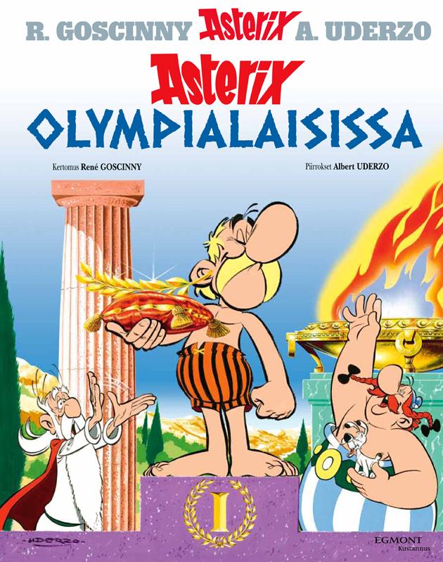 Asterix_Olympialaisissa