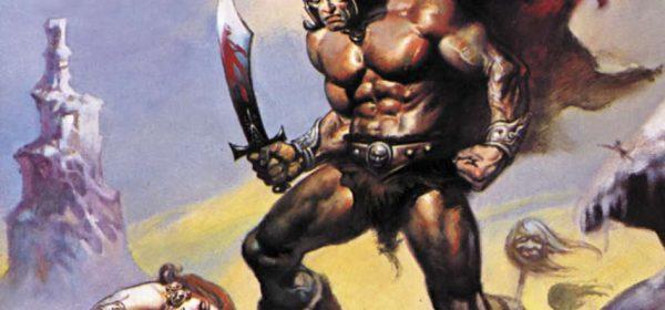 Conan kovissa kansissa!