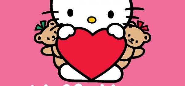Hello Kitty Mini – puuhapaketti lapsille