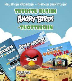 Vihaisten lintujen maailma kasvaa jälleen!