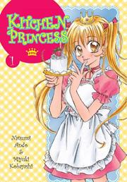 Esimakua Kitchen Princessistä, nam!