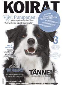 Koirat-lehti – koukuttavaa koiraharrastamista