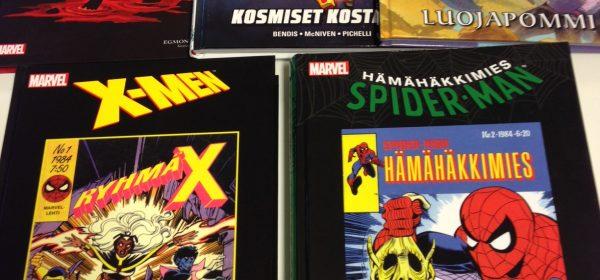 Voita Marvel-tuotepaketti!