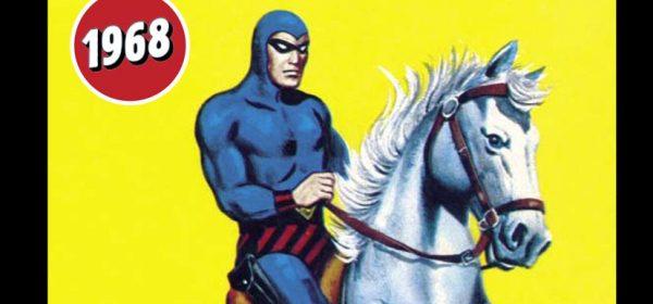 Mustanaamio 1968 – hittisarja saa jatkoa!