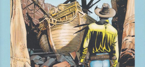 Kuuminta kesälukemista: Tex Willer -suuralbumi 31 – Kadonnut laiva