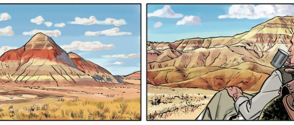 Maalatulta aavikolta Montanan vuorille – Tex Willerin villin värikäs länsi