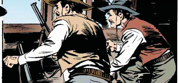 Tex Willer on vuoden 2013 käännössarjakuva!