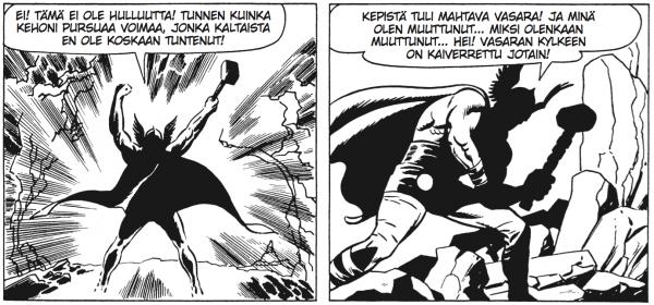 Ennakkohehkutusta: Marvelin mahtavuus murskaa lokakuun ankeuden!