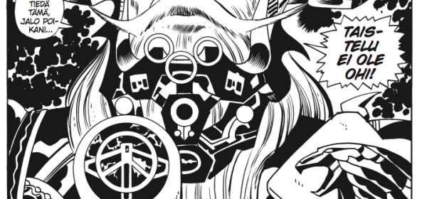 Mahtava Thor – Mail-Manin esipuhe