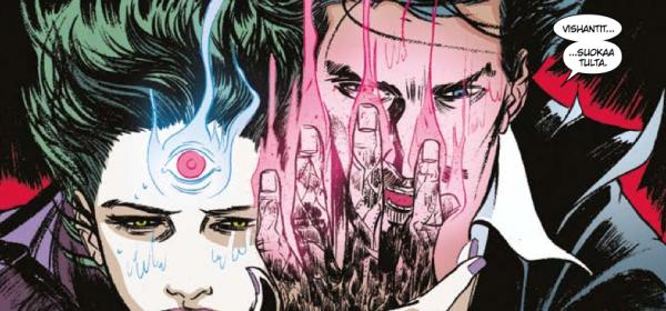 Taikuuden lähteillä – Doctor Strange: Alku