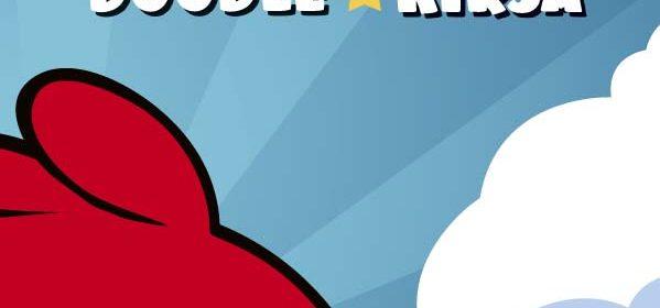 Egmont esittelee: Angry Birds Doodle-kirjat ensimmäisenä Suomessa!