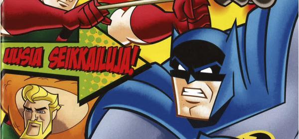 Peloton Batman uudessa lehdessä