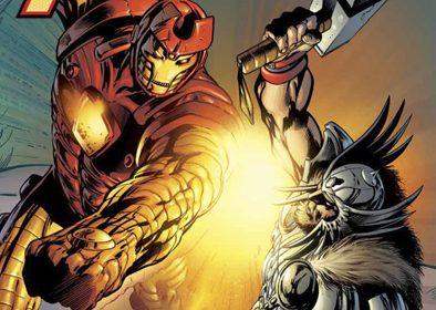 Kostajat – Avengers!
