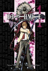 Death Note on synkkä ja syvällinen.