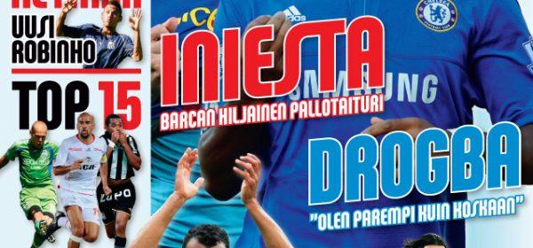 GOAL 5/10: Jalkapallon MM-opas 2010