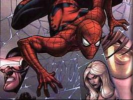 Hämähäkkimies -sarjakuvasankari