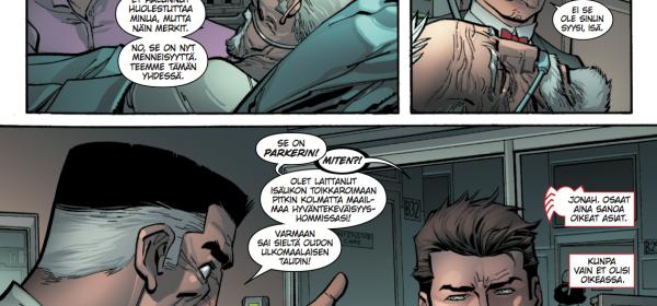 Hämähäkkimies – armotonta angstia ja timanttista toimintaa Marvelin malliin!