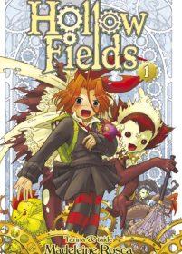Hollow Fields – uusia mangoja liikenteessä!