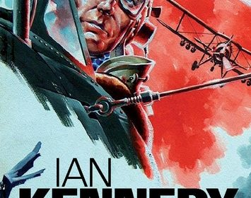 Ian Kennedy: Valttiässä
