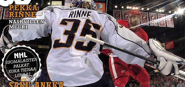 Hockey Night: Jääkiekkolehden NHL-extra