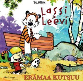 Viikon Kannet: sarjakuvaveijarit Lassi ja Leevi