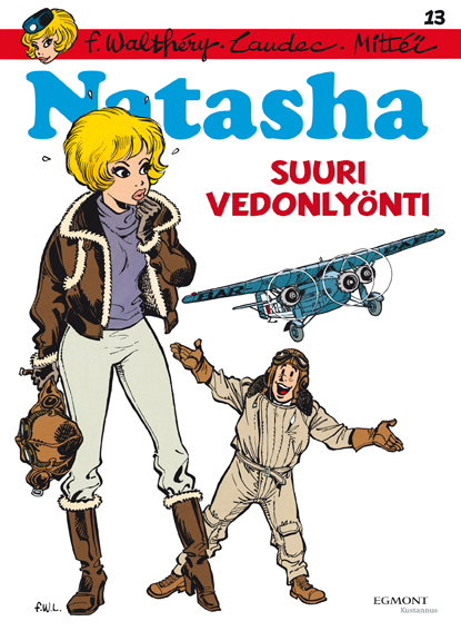 Eurooppalainen-sarjakuva-Natasha-Suuri-Vedonlyönti
