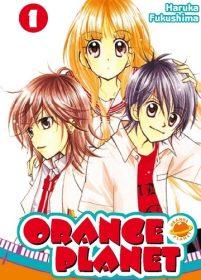 Viikon Kannet: Orange Planet -manga!