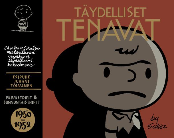 Tenavat-sarjakuva 50 vuotta Suomessa