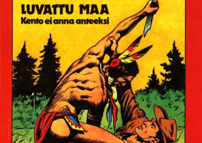 TW Kronikka 30: Tex Willer kohtaa Kenton intiaanit