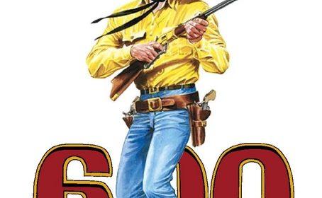 Tex Willer #600 lehtipisteissä 2.3.2011