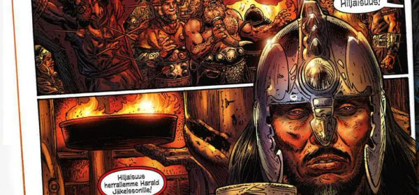 Lukijoiden sana: uudet sarjakuvajulkaisut 2011, osa 1/3