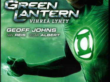Sarjakuvakirjat: Vihreä Lyhty – Green Lantern