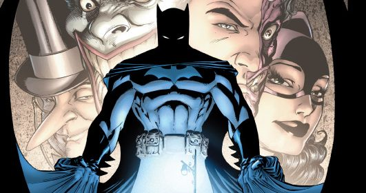 Viimeinen tarina – miten Batman kuoli?