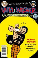 Vappuvärinöitä Viivistä & Wagnerista!