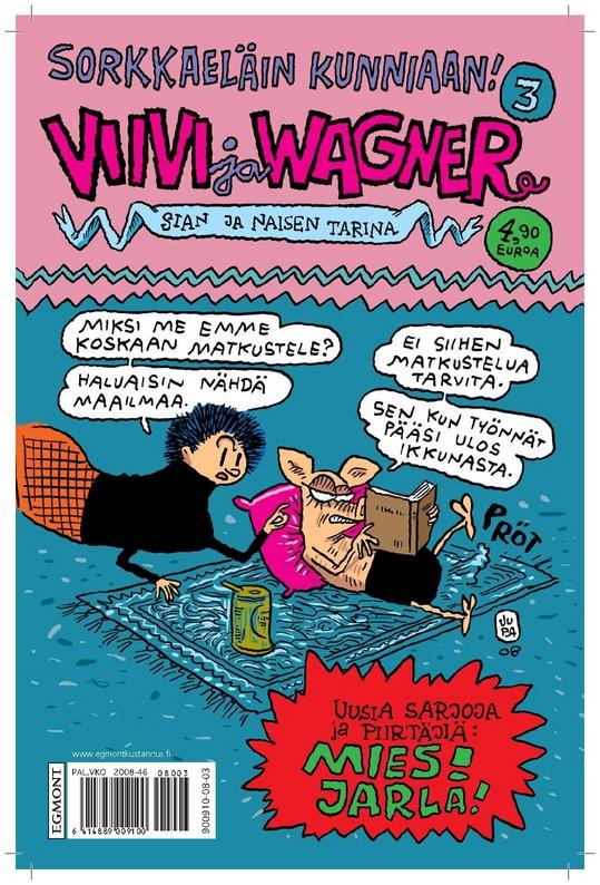 viivi-ja-wagner-sarjakuva-lehti