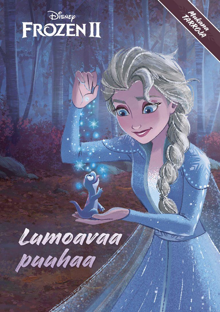Disney Frozen 2 Lumoavaa puuhaa