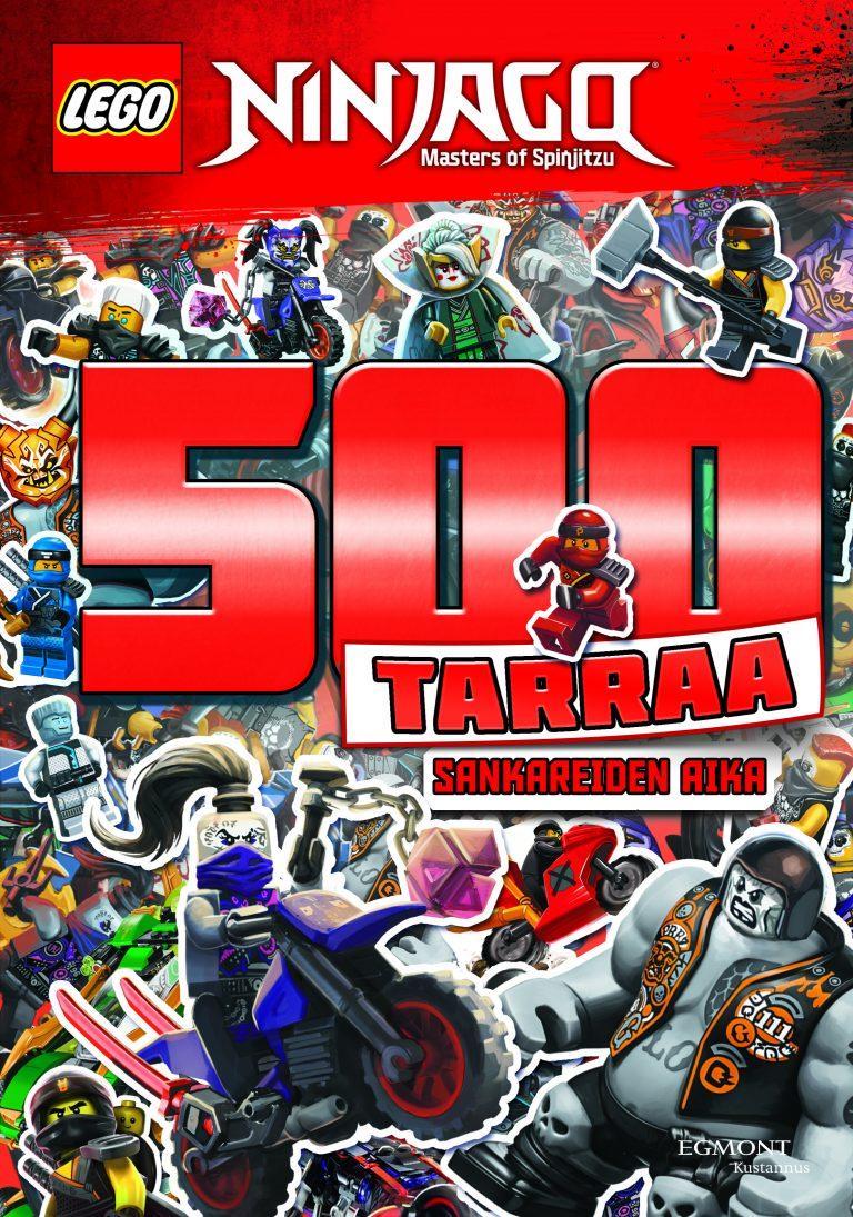 LEGO Ninjago 500 tarraa