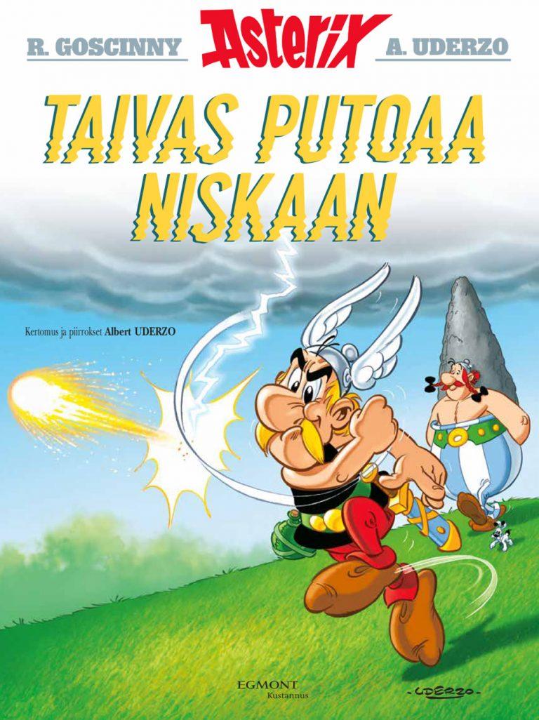 Asterix #33: Taival putoaa niskaan