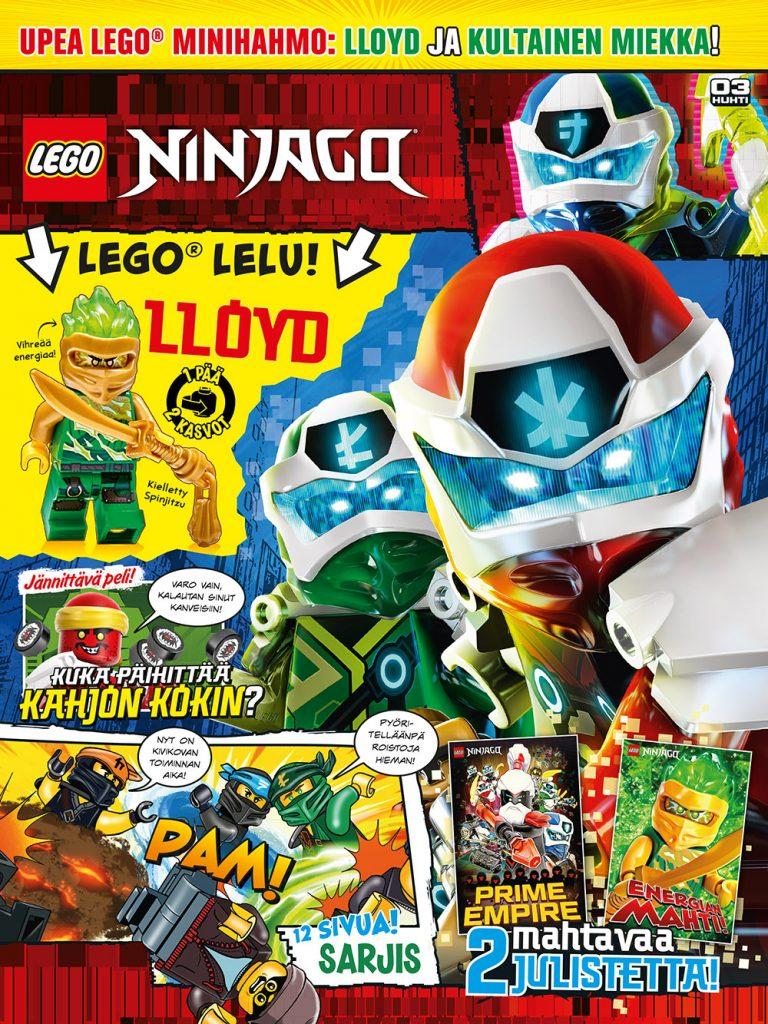 LEGO Ninjago 03-2020