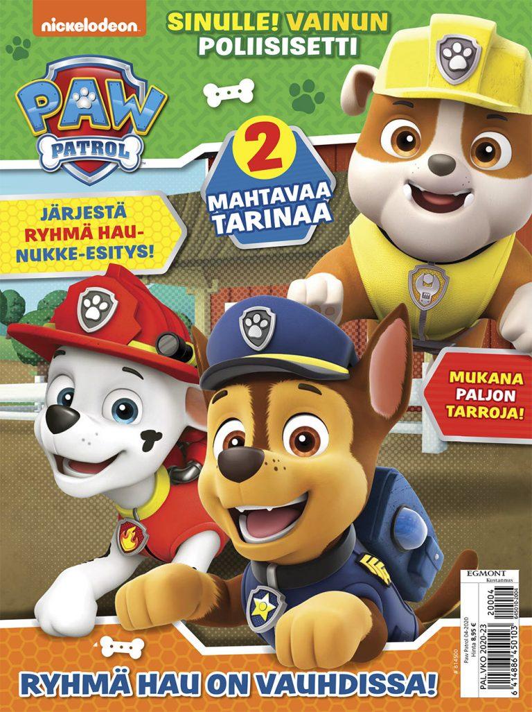Paw Patrol 04-2020