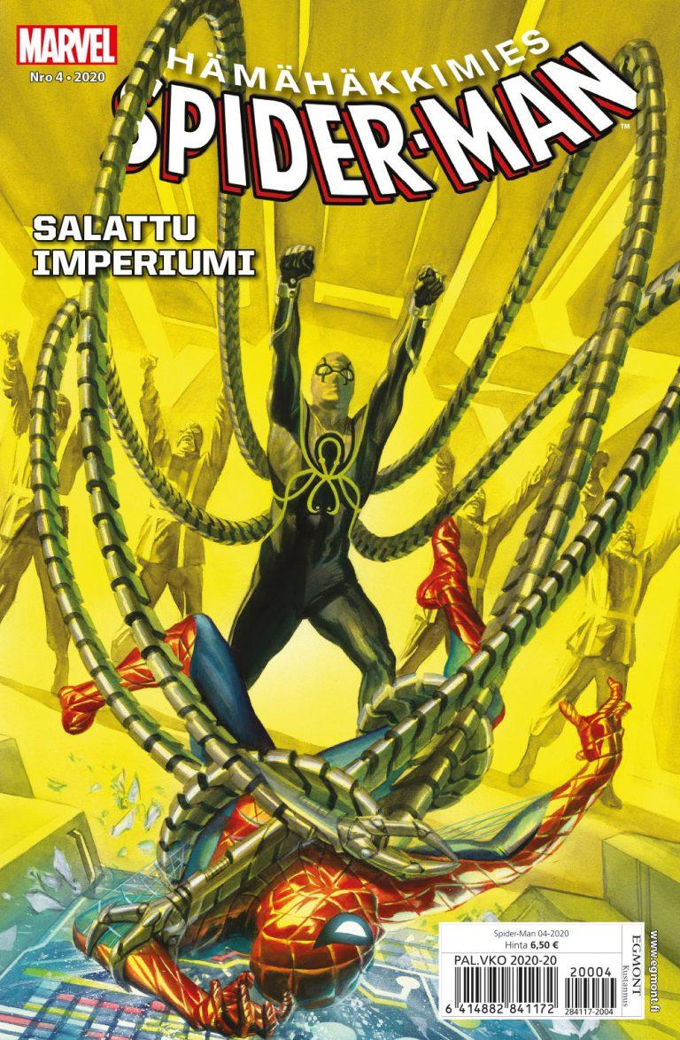 Spider-Man 04-2020