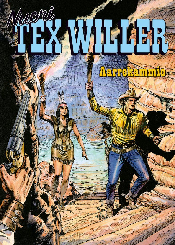 Nuori Tex Willer 04-2020